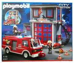 Playmobil 5027 - Fire Brigade Headquarters With Fire Truck By ... Playmobil Take Along Fire Station Toysrus Child Toy 5337 City Action Airport Engine With Lights Trucks For Children Kids With Tomica Voov Ladder Unit And Sound 5362 Playmobil Canada Rescue Playset Walmart Amazoncom Toys Games Ambulance Fire Truck Editorial Stock Photo Image Of Department Truck Best 2018 Pmb5363 Ebay Peters Kensington
