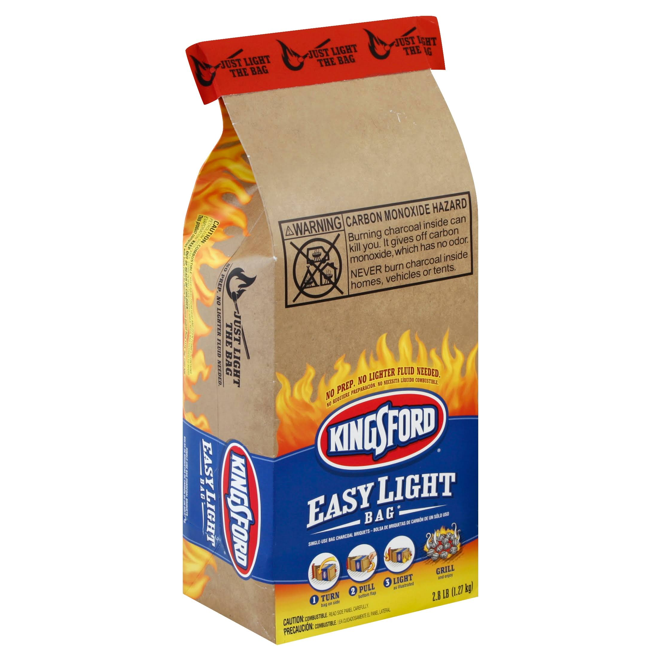 Kingsford Easy Light Bag - 1.27kg