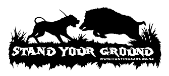 STAND YOUR GROUND PIG HUNTING DECAL STICKERS FROM HUNTING4ART NZ 195136cm Tiger Hunting Sticker Car Motorcycle Styling Animal Bird Dog Duck Vinyl Decal Stickers Flare Llc In The Spring Outdoors Truck Turkey Hunter Browning Gun Firearms Logo Deer Buy 2 Get 3 Country Girl With A Buck Head Real Woman Fish Hunting Fishing Trout Salmon Bass Sticker Decalin Whitetail Buck Car Truck Window Vinyl Decal Graphic Pink Camo 4x4 For My Sweet Annie At Superb Graphics We Specialize In Custom Decalsgraphics And Point Geese