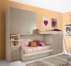 chambre enfants complete chambre d enfant hurra lits mezzanine décors orme beige