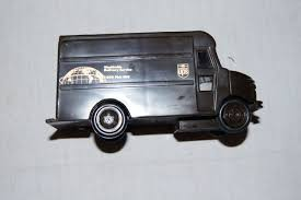 Vintage 1970's - UPS -1977 - Toy Truck | The Mercer Street Project ...