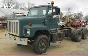 1985 International S2600 Truck Cab And Chassis | Item L3890 ... Moving Truck Rental Companies Comparison Home Intertional Used Trucks 15 Centers Nationwide Kenworth Xt Bestwtrucksnet New Inventory Heavy Medium Duty Munday Chevrolet Houston Car Dealership Near Me Planes And Tankers Putting Back In Business After Cars Tx Twin City Motors Flatbed For Sale N Trailer Magazine 4700 Fuel For Sale Sun City Truck Sales Of Mccarty Best 2018 74122 Airport Fire Department