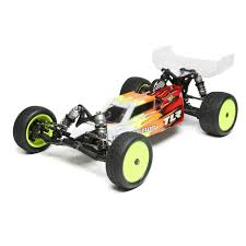 100 Losi Rc Trucks Team Racing 22 40 Race Kit 110 2wd Buggy TLR03013 Cars
