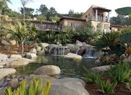 Tropical Garden Waterfalls Santa Barbara | Garcia Rock And Water ... Best 25 Backyard Waterfalls Ideas On Pinterest Water Falls Waterfall Pictures Urellas Irrigation Landscaping Llc I Didnt Like Backyard Until My Husband Built One From Ideas 24 Stunning Pond Garden 17 Custom Home Waterfalls Outdoor Universal How To Build A Emerson Design And Fountains 5487 The Truth About Wow Building A Video Ing Easy Backyards Cozy Ponds