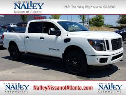 100 Nissan Diesel Pickup Truck New 2018 Titan XD For Sale At Nalley Of Atlanta VIN