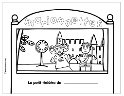 Coloring Pages Printable Marion Nettes Free Books For Kids White Wallpaper Behind Simple Download