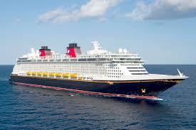 Cruise Ship Sinking 2015 by Disney Dream Viewsafe