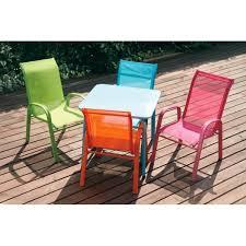 chaise de jardin enfant fauteuil de jardin pour enfant chaise enfant moderne en