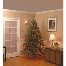 9 Ft Pre Lit Multicolor Christmas Tree by Christmas Trees Martha Stewart Christmas Lights Decoration