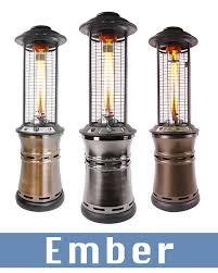 LHI107 112 Ember Collaspsable Outdoor Patio Heaters Outdoor