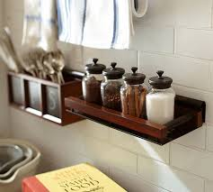 Pottery Barn Bathroom Accessories by Build Your Own Daily System Components Rustic Mahogany Stain