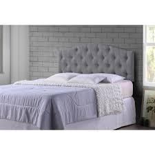 Bedroom Elegant Tufted Bed Design With Cool Cheap Tufted by Bedroom Elegant Tufted Bed Design With Cool Cheap Tufted Also Grey