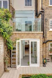100 Terraced House Designs London Terrace Gets Smart Extension With WalkOn Skylights
