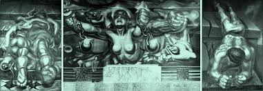 David Alfaro Siqueiros Murales Bellas Artes by Los Murales Del Mpba Proyecto De Conservación