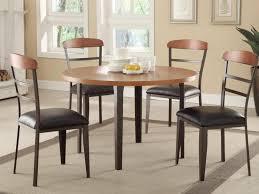 kitchen ikea kitchen chairs and 13 black leathered cushions