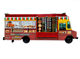 100 Pizza Catering Truck Sabrossa Food 3 Kareem Carts Commissary
