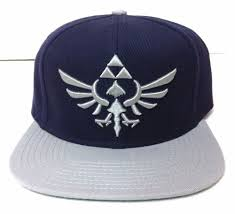 Zelda Triforce Lamp Ebay by New Men Women Zelda Triforce Logo Snapback Hat Navy Blue Gray