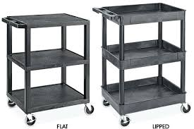 Uline Carts Mail Cart H 1200 Metal