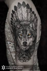 The 85 Best Wolf Tattoos For Men