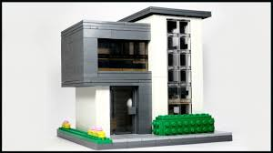 100 Small Lego House Tiny LEGO Modern MOC YouTube