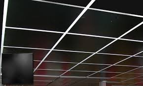 these ceiling tiles are actually made out of tin can come in