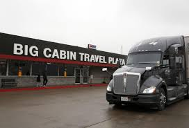 17 Towns In 2017: Big Cabin Provides Window To Trucking World ...
