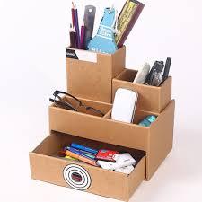 article de bureau boîte de rangement papier boîte de stockage de papeterie bureau