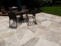 carvestone can be used on driveways patios and pool decks allied