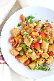 Pumpkin Gnocchi Recipe by Egg Free Sweet Potato Gnocchi Fork And Beans