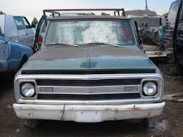 100 Chevy Truck 1970 Junkyard Find Chevrolet C10 The Truth About Cars