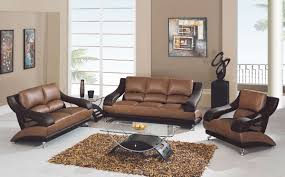Brown Leather Couch Decor by Decoration Living Room Leather Sofa With Brown Living Room Tan And