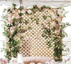 Rustic Themed Wedding Backdrop A Couple Or Trio Can Be Painted To Suit Your Weddings Colour Scheme And Decorated With Flowers Make The Most Of