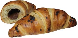 Butter Hazelnut Chocolate Croissant 34 Oz