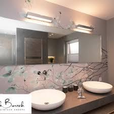 wasserdichte tapeten für die dusche bad exklusive