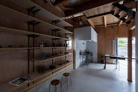 100 Warehouse Houses Contemporary House In Japan Mimics The Appeal Of A Renovated
