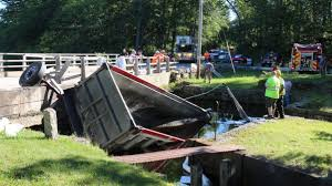 Police Respond To Dump Truck Crash Into Pond - NECN Driver Inattention Eyed In Deadly Hwy 401 Triple Commercial Truck 3 Semitruck Crash Due To Snarls Blaine Crossing No Lifethreatening Injuries Loggingtruck That Closed Video Semitruck Loses Control Crashes Into Gas Station Cajon Charged On Qew Burlington 570 News Hard Stock Photo Image Of Cars Highway Negligent 733980 Highway Delays After Otago Daily Times Online News Tesla Model S Firetruck California What We Know So Far Man Injured When Suv And Box Lancaster Township 2 The Molokai Update Two Killed N1 Container Cape Argus New Jersey School Bus Crashes Dump Truck Time