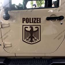 POLIZEI Deutschland German Police Eagle Reichsadler Germany Car ... Diesel Truck Bumper Stickers And Van Filepickup Truck With Ron Paul Bumper Sticker 22685319jpg Vehicle 26 Of The Funniest Ever Robert Samuelson Nation Orange County Register Usa Flag Thin Blue Line Car Sticker Decal Vinyl Police Hotmeini Maine Me Personalized Lettering Art For How To Remove A From Or Smartguy Yeti Punisher Skull Laptop Comic Butterfly Decals Jdm Auto Window Heart Obama Look Fat Buy Soul Eater Anime In Cheap