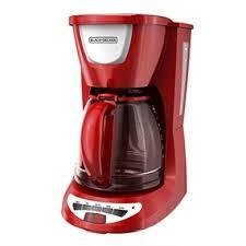 DCM100R 12 Cup Programmable Coffeemaker