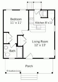 Small 1 Bedroom House Plans Pict