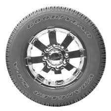 Goodyear Wrangler SR-A (LT) Tire LT245/75R17 E OWL By Goodyear At ...