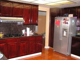 Lower Corner Kitchen Cabinet Ideas by Grey Stained Kitchen Cabinets Stone Color Polished Maple Cabinets