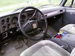 Chevy K5 Blazer Interior Wheels US Chevrolet