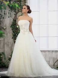 strapless wedding dresses ball gown naf dresses