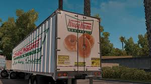Krispy-kreme-v1-mod-4 - American Truck Simulator Mod | ATS Mod Huge Rat Runs Off With Krispy Kreme Doughnut Across Car Park As Nike Teams Up With Krispy Kreme For Special Edition Kyrie 2 From The Ohio River To Twin City North Carolina Nike And Make For An Unlikely Sneaker Collaboration Greenlight Colctibles Hitch Tow Series 4 Set Nypd Doughnuts Plastic Delivery Truck Van Coffee Tea Cocoa Close Blacksportsonline Amazoncom 164 Hd Trucks 2013 Intertional Full Print Freightliner Sprinter Wrap Car