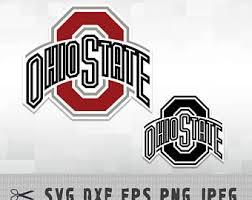 Ohio State Pumpkin Stencils Free by Ohio State Svg Etsy