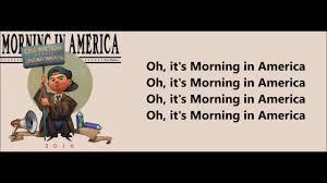 100 2 Rocking Chairs Jon Bellion Lyrics Morning In America Lyric YouTube