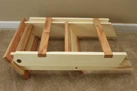 wooden folding step stool by thorinoakenshield lumberjocks com