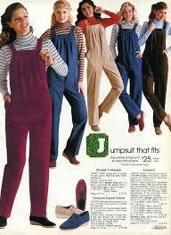 1980s Fashion Women Girls