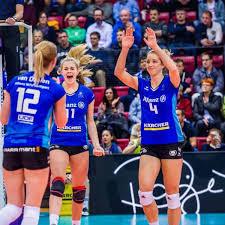 15 Spieltag In Der VolleyballBundesliga Frauen Stuttgart Gewinnt