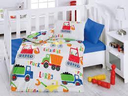 100 Truck Crib Bedding Amazoncom LaModaHome Education Baby Set 100 Cotton